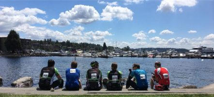 7 Hills Kirkland - Riders at Marina Park lakeside