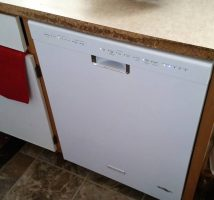 Dishwasher from Albert Lee Appliances