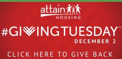 Giving Tuesday, December 2, 2014