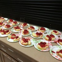 Downtown Kirkland Rotary Supports Community Supper