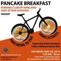 Kiwanis Pancake Breakfast