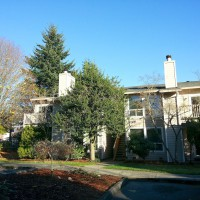 Kirkland Fourplex, Rose Hill