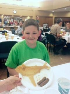 Pancake Breakfast 2015