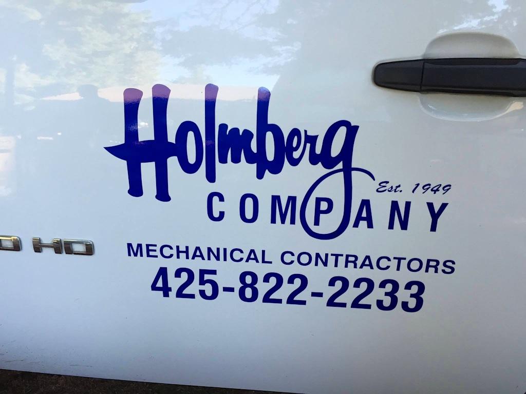 Holmberg Company
