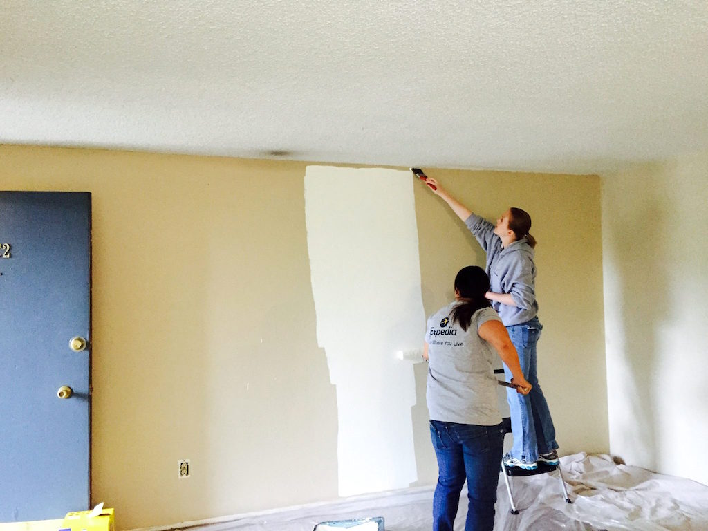 Expedia Volunteers