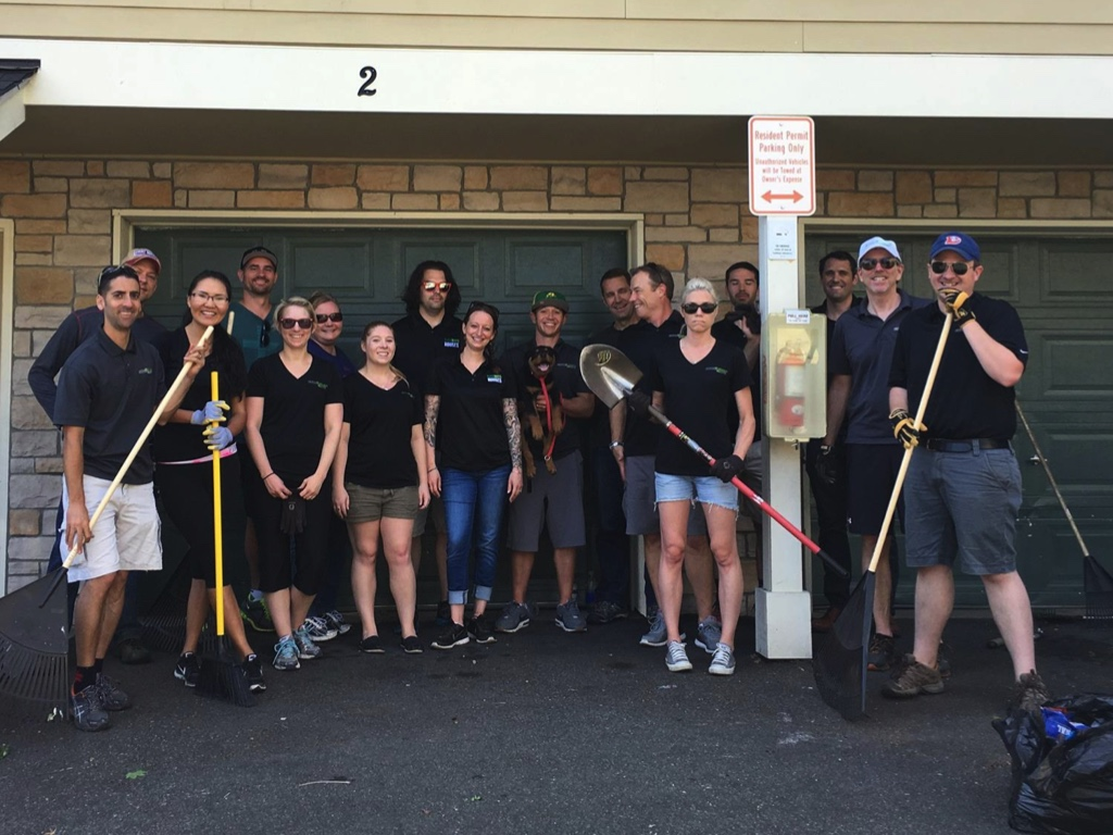 Heaton Dainard Volunteers